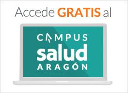 Accede GRATIS al Campus Salud Aragón